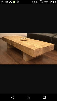 Beam coffee tables all colours available