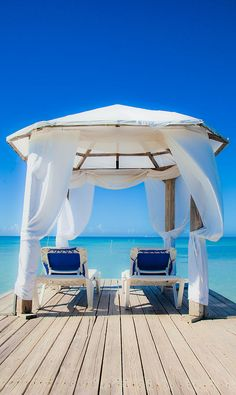 Caribbean Relaxation - what the doctor ordered.