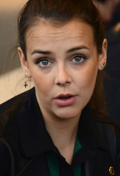 Pauline Ducruet, daughter of Princess Stephanie of Monaco, attends the Louis Vuitton's fashion show in Monaco, 17.05.2014.