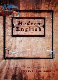 Modern English - Vaughan Oliver