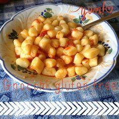gnocchi, gnocchi di patate, gnocchi di patate gluten free, gnocchi di patate senza glutine