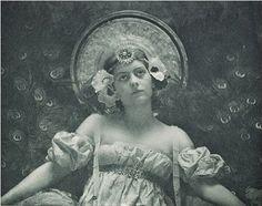 Charles Berg, Odalesque. Photogravure, c. 1900