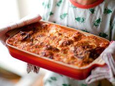 Lasagne med tacokyckling (kock Sara Begner)