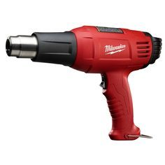 Enjoy the Milwaukee Amp Dual Temperature Heat Gun heat gun offers ergonomic style and powerful heating elements at The Home Depot Home Depot, Milwaukee Tools, Milwaukee M18, Heat Gun, Infrared Thermometer, Heating Element, Tools And Equipment, Diy Tools, Hand Tools