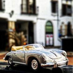 #coche #coleccionmarca #porche #porche356 #diecast #ajrhw