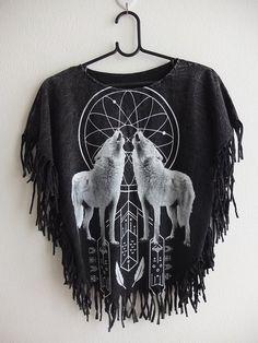 Unisexe t-shirt rien à cheval-Moto biker skull rocker cuir Big usa
