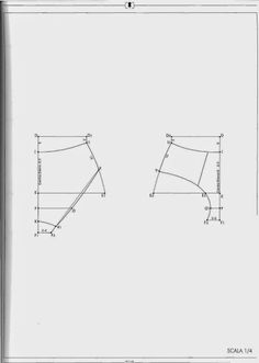 modelist kitapları: 4 IL MODELLISMO Pattern Making Books, Dress Making Patterns, Skirt Patterns Sewing, Pattern Books, Underwear Pattern, Bra Pattern, Jacket Pattern, Sewing Pants, Sewing Lingerie