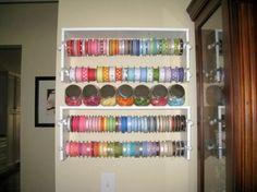 craft room storage ideas | Craft