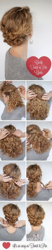 Alguém tem que fazer isso no meu cabelo...