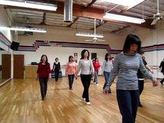 This & That Line Dance (Walk Through & Demo)