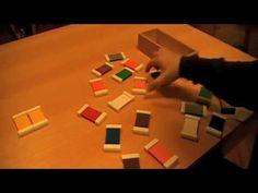 YouTube. Presentación y usos material montessori