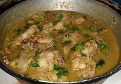 Пиле с разкошен сос