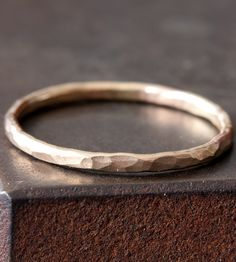 Rose Gold Band Trio by Alexis Russell on Scoutmob Shoppe