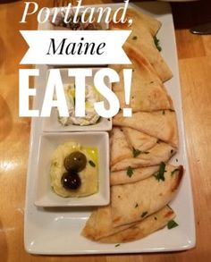 Visit Portland, Maine: Go for the Lobster, Stay for the Ice Cream, Clam Chowder and Greek Food