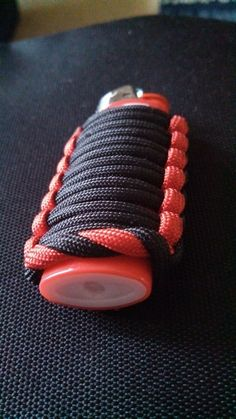 Paracord Survival Lighter Cover/Case by BrettsParacord on Etsy, $5.00