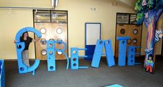Imagination Playground at the GR Children's Museum