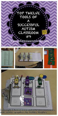 Autism Classroom News: Top Twelve Tools of a Successful Autism Classroom Series