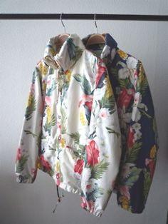 Vintage Floral Jackets