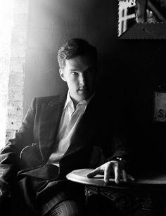 Бенедикт Камбербэтч — Фотосессия для «Flaunt» 2014 – 7