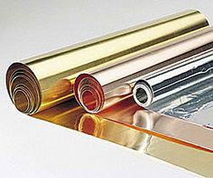 Tooling Aluminum Foil - 10-ft. Roll ~ Aluminum ~ Metal Crafts