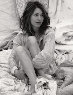 Sofia Coppola. One of my favorite director, producer, and screen writer.