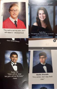 Senior Quotes 51 Funny Senior Quotes That Are So Out There They Will Last Forever .