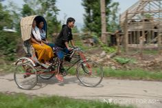 Many villagers' attitudes toward the Gospel changed when they saw the new rickshaw and recognized the genuine love these other believers had for Devak's family. Check out the rest of the story!