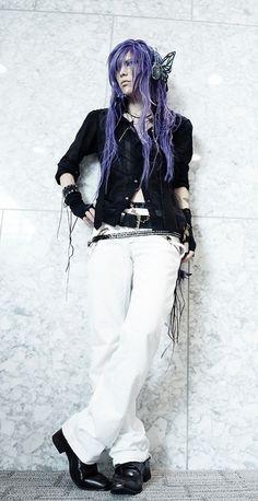 uota(魚田) Kamui Gakupo Cosplay Photo - Cure WorldCosplay