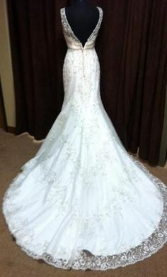 Mori Lee 1655: buy this dress for a fraction of the salon price on PreOwnedWeddingDresses.com