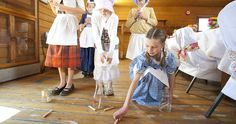 Clothes pin drop game....But don't forget other classics that also work great as impromptu time fillers like Duck Duck Goose, I Had a Little Doggie, London Bridges, Ring Around the Rosies, Simon Says, Musical Chairs, Stuck in the Mud and Freeze Tag.