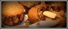 Cinq fourchettes:   Muffins  banane , chocolat et All Bran