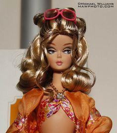 Palm Beach Swim Suit — Barbie™ Collector