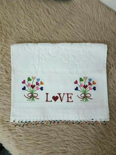 This post was discovered by Selda Öztürk. Discover (and save!) your own Posts on Unirazi. Cross Stitch Quotes, Cross Stitch Heart, Cross Stitch Borders, Cross Stitch Designs, Cross Stitching, Cross Stitch Embroidery, Hand Embroidery, Cross Stitch Patterns, Pattern Quotes