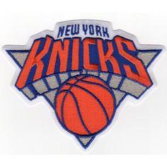 Logo Patch - New York Knicks