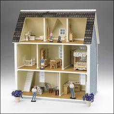 ... don't need any specialist training to make doll houses and furniture, ...  betadaily.com