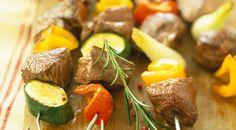 Barbecue - Boeuf poulet poisson - Recette Gourmand