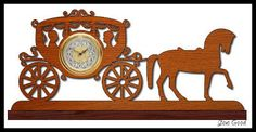 Large Carriage Clock