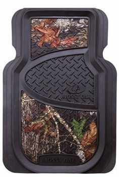 browning floor mats in break-up infinity camo | camouflage gifts