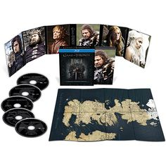 Submarino Box Blu-ray Game Of Thrones: 1ª Temporada (5 Discos) - R$68,61