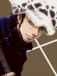 Trafalgar Law,Shichibukai - One Piece