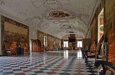 Great Hall, Rosenborg Castle, Copenhagen