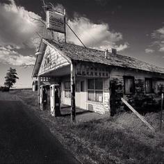 Kent, OR. abandoned gas station