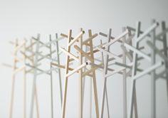 nadia furniture collection by jin kuramoto studio for matsuso-T