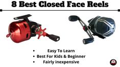 8 Best Closed Face Reels Review In 2020 - Attractive Fishing Best Fishing Reels, Fishing Tips, Spincast Reel, Spinning Reels, It Cast, Things To Come, Face, The Face, Faces