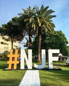 Nice Jazz Festival, Concert Jazz, Sidewalk, Blog, France, Sidewalks, Blogging, French Resources, Pavement