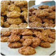 Ricette facili e veloci: Biscotti al muesli croccante