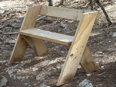 Wild Basin Bench