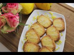 Limonlu Kurabiye Tarifi - İdil Tatari - Yemek Tarifi - YouTube