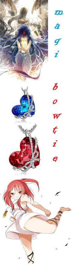 Beautiful Red Bowtie Heart Swarovski Necklace $14.95 for sale on Amazon #jewelry #necklace #fashion #style #anime #girl #kawaii #cute #gift #hearts #red #love #nature #tree #zilver #jewels #SHINE #magi #morgiana