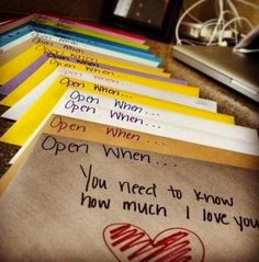 Do you have a friend who needs a self-esteem boost? Try this craft! Write him/her a letter, and then specify on the envelope when it'd be a good time to read it. It could be just want your friend needs! #BuildYourSelfEsteemMonth